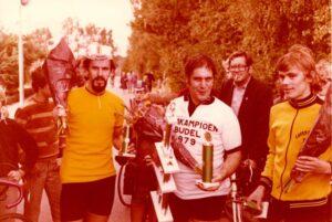 Thieu in de prijzen 2de Trimkampioenschap 1979