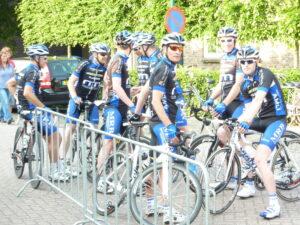 zwoegers ploegentijdrit Leende 2012 250